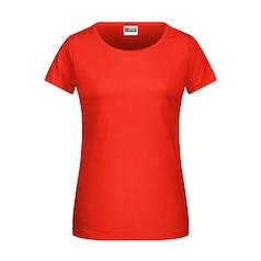 Jn8007 Dames T Shirt Organic Grenadine