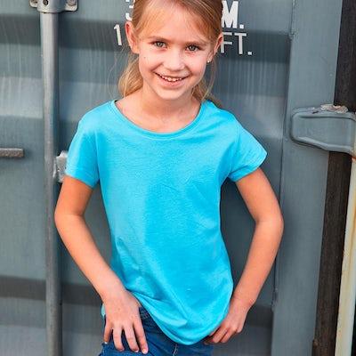 Jn8007 Girlie T Shirt Organic