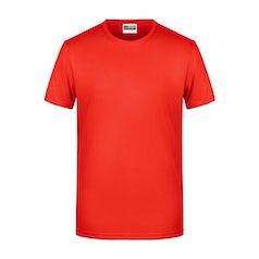 Jn8008 Heren T Shirt Organic Grenadine