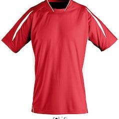 Maracana 2 Red White