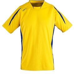 Maracana 2 Yellow Royal Blue