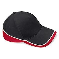B171 Black Red White
