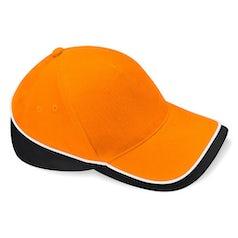 B171 Orange Black White