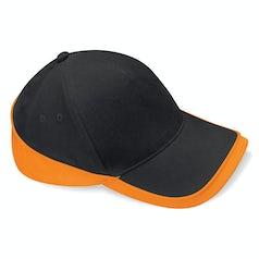 B171 Teamwear Competition Black Orange