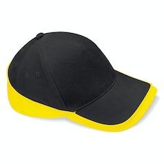 B171 Teamwear Competition Black Yellow