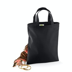 W104 Mini Bag For Life A4 Foldertas Black