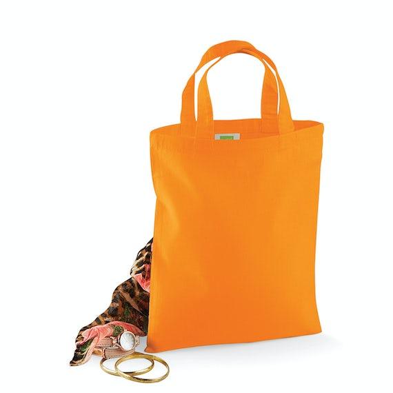 W104 Mini Bag For Life A4 Foldertas Orange