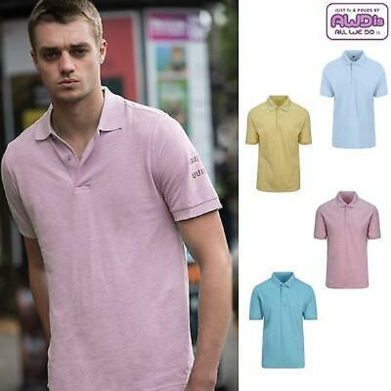 Jp032 Herenpolo Surf All Colors