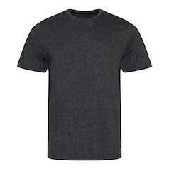 Jt030 Heren T Shirt Space Black White Torso