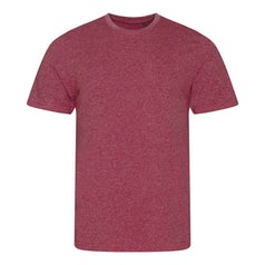Jt030 Heren T Shirt Space Red White Torso