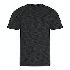 Jt031 Heren T Shirt Cosmic Blend Black