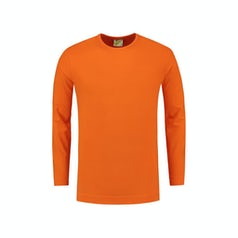 Lem1265 Heren Longsleeve Orange