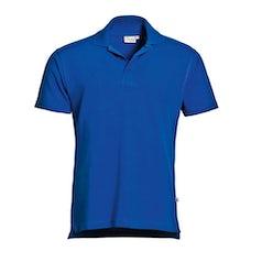 Santino Charma Poloshirt Royal Blue Pr Lr