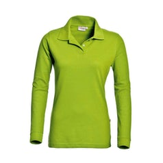 Santino Mattladies Poloshirt Lime Pr Lr