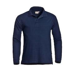Santino Matt Poloshirt Real Navy Pr Lr