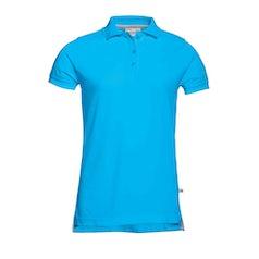Santino Mojoladies Poloshirt Aqua Pr Lr