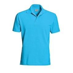 Santino Mojo Poloshirt Aqua Pr Lr