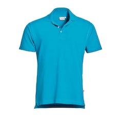 Santino Ricardo Poloshirt Aqua Pr Lr