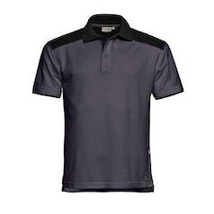 Santino Tivoli Poloshirt Graphite Black Pr Lr