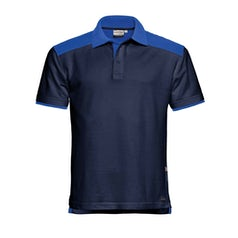 Santino Tivoli Poloshirt Real Navy Royal Blue Pr Lr
