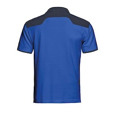 Santino Tivoli Poloshirt Royal Blue Real Navy Pr Lr Back