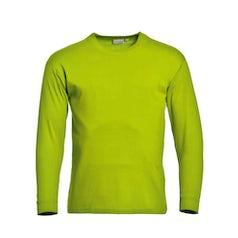 Santino James T Shirt Lime Pr Lr