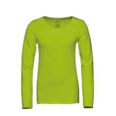 Santino Junaladies T Shirt Lime Pr Lr