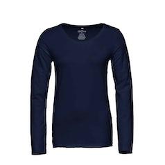 Santino Junaladies T Shirt Real Navy Pr Lr
