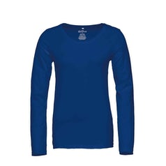Santino Junaladies T Shirt Royal Blue Pr Lr