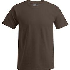 E3000 Heren T Shirt Promodoro Brown
