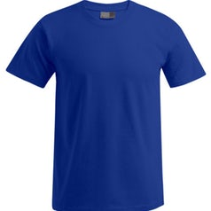 E3000 Heren T Shirt Promodoro Royal Blue