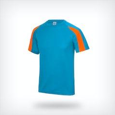 Jc003 Sapphire Blue Electric Orange