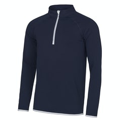 Jc031 French Navy Arctic White Front