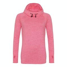 Jc038 Electric Pink Melange Front