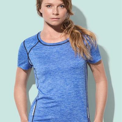 Dames Sport T Shirt Stedman Reflect St8940