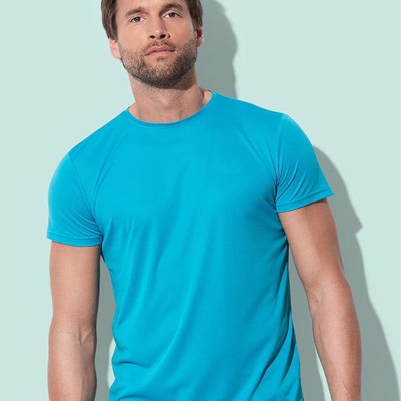 St8000 Heren Sport T Shirt Stedman