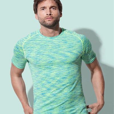 Stedman Active St8800 Heren Sport Shirt