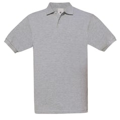 Safran Polo Heather Grey
