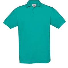 Safran Polo Real Turquoise