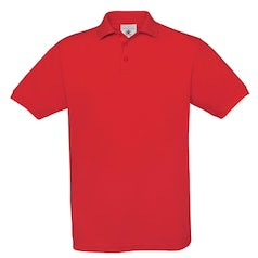 Safran Polo Red