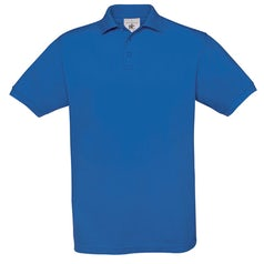 Safran Polo Royal Blue