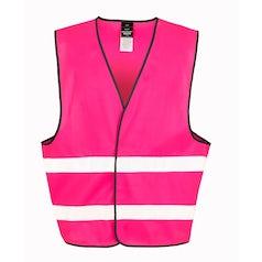 R200 Xev Veiligheidshesje Fluo Roze