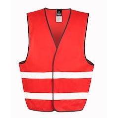 R200 Xev Veiligheidshesje Red