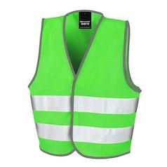 R200 Xjev Kids Veiligheidshesje Lime Groen