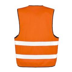 R200 X Fluorescent Orange Back